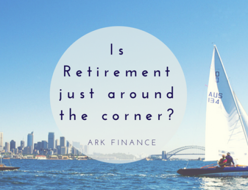 Retirement is just around the corner for me