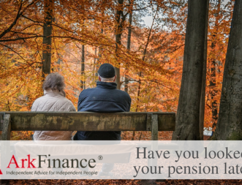 Have you looked at your pension lately?