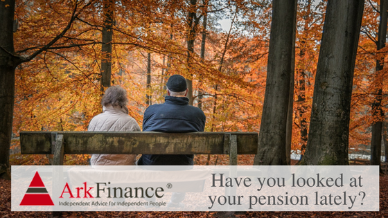 pension advice